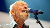 Legendary Folk Singer Pete Seeger Dies at 94