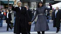 Obama's second inauguration overlaps with MLK Day