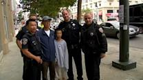 Missing boy visiting from China found in SF