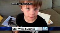 Local Star Wars Fan Gets A Special Letter From Lucasfilm