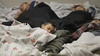 Influx of children leaving border vulnerable?