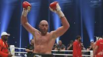 Klitschko calls rematch after defeat to Fury