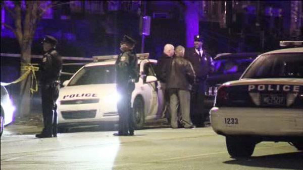 Philadelphia police investigate fatal shooting in Parkside