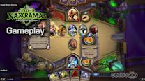 Second Boss in the Arachnid Quarter - Hearthstone: Curse of Naxxramas
