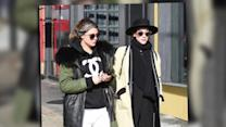 Cara Delevingne Steps Out With Rumored New Girlfriend St. Vincent