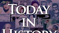 Today in History for November 13th