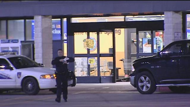 Two alleged smash and grab suspects in custody