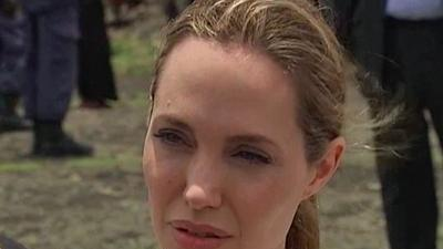 Angelina Jolie Raises Rape Awareness in DRC