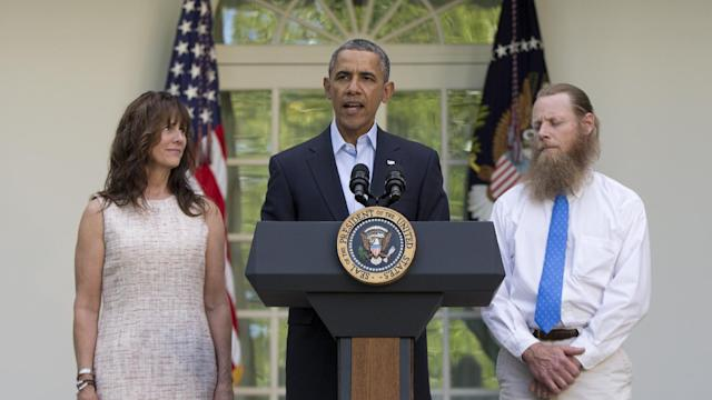 Obama on Bergdahl: He Was Never Forgotten