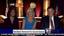 'Hot Bench' Renewed For Second Season