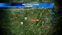 Authorities search home for answers about missing man