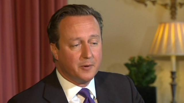 No need to apologise on Syria defeat says British PM