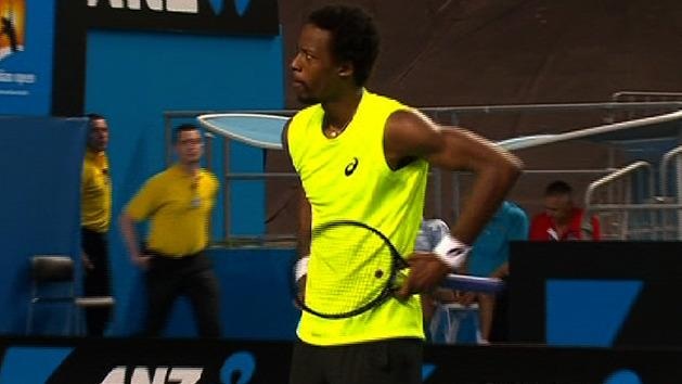 Highlights: Monfils v Lu