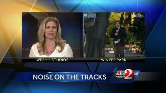 Winter Park replacing SunRail train horn with new safety measures