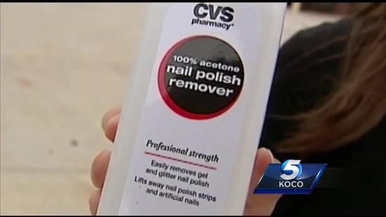 CVS now requires ID to buy nail polish remover