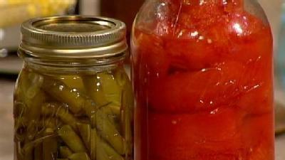 Preserving Fresh Vegetables
