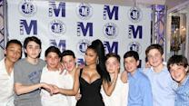 Nicki Minaj Performs at One Very Lucky Teenager's Bar Mitzvah