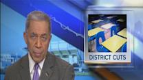 Noon: School district cuts