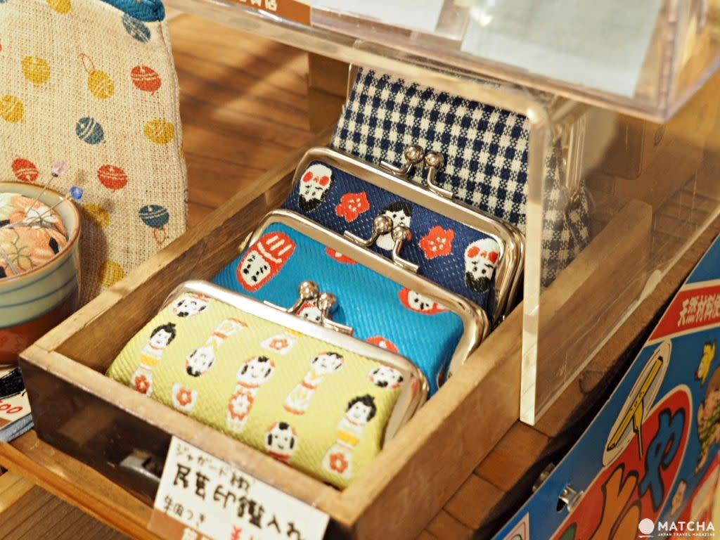 印章口金包 旅貓雜貨店