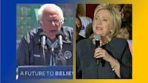 Hillary Clinton, Bernie Sanders Focus on California Primary Battle