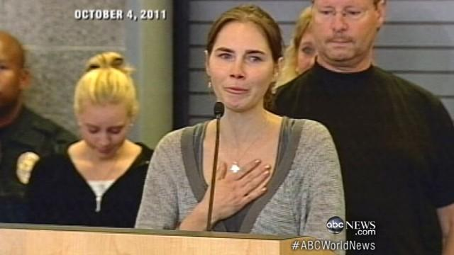 Italian Supreme Court Hears Challenge to Amanda Knox's Freedom
