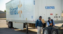 How Walmart has successfully recruited truck drivers amid a
