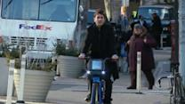 From Wall Street to Main Street - former analyst aims to electrify Citibike program