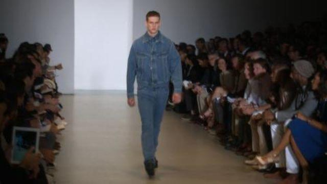 Style.com Fashion Shows - Calvin Klein Collection Spring 2013 Menswear