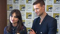 Comic-Con 2013: Matt Smith On Leaving 'Doctor Who' – 'It Feels Like It's The Right Time'