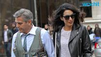 Amal and George Clooney Could Not Look More in Love