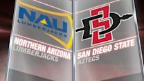 Mountain West Peak Plays: San Diego State's Lloyd Mills Takes It To The House