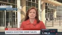 March existing home sales drop 0.2%