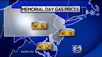 Gas Prices Down Significantly Since Last Memorial Day Weekend