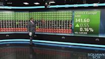 Europe shares open higher ahead of inflation figures