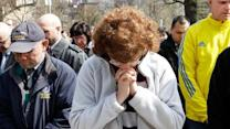 Moment of Silence for Boston Bombing Victims