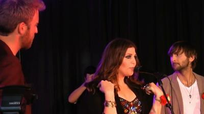 Lady Antebellum plays prom in tornado-hit town