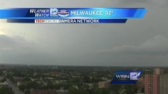 Thunderstorm Warnings issued until 3:45 p.m.