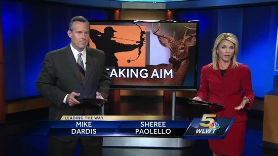 Sections of some Cincinnati parks to close off through winter for deer hunting