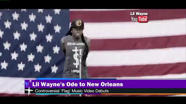 Lil Wayne`s ode to New Orleans released: