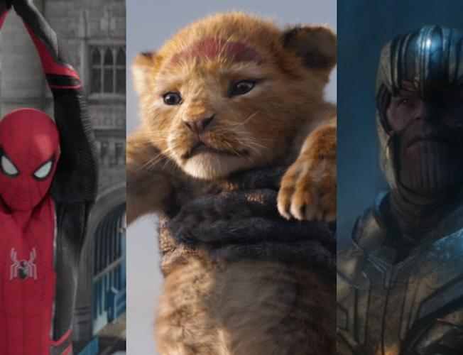 Movie Rundown Sandy Kenyons Hit Titles Of Summer 2019 Include The Lion King Spider Man Far From Home