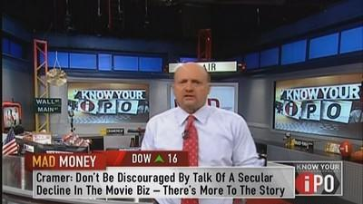 AMC taking action to stay relevant: Cramer
