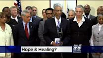 Rep. Bobby Rush Holds Anti-Violence Summit With Civic, Business Leaders