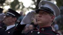 Service honors 19 firefighters killed in Arizona fire