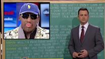Jimmy Kimmel Translates Dennis Rodman's 'This Week' Interview