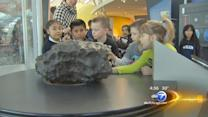 Asteroid, meteor make it a remarkable day for astronomy