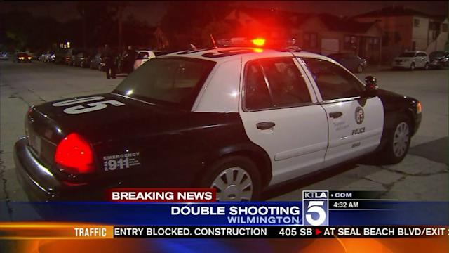 Man, Woman Wounded in Shooting in Wilmington