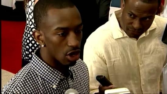 Russ Smith talks about Cards success
