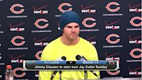 Chicago Bears QB Jimmy Clausen: You don't get a lot of second chances