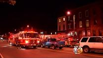One Resident Displaced In Fire On South Broad Street