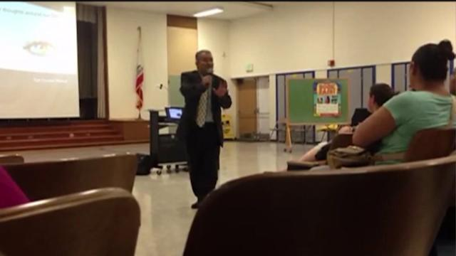 Parents Concerned About How New Principal Handled Sex Scandal